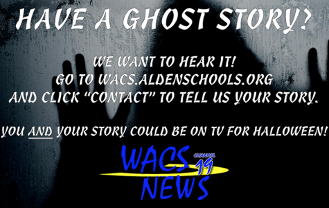 We Want YOUR Ghost Stories!