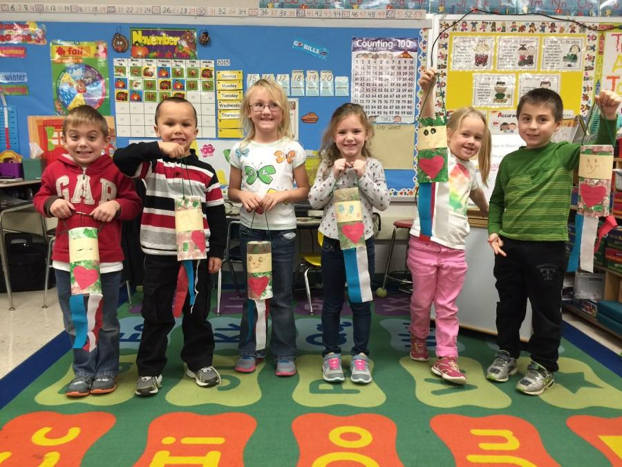 Kindergartners+Give+Thanks+to+Local+Veterans