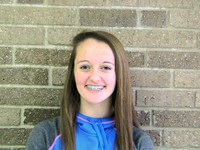 athlete of the week-Anne Kocher
