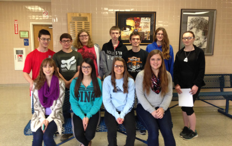 HIGH SCHOOL: February Students of the Month