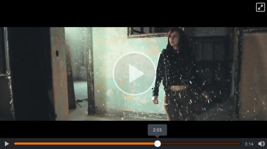Alden Alum in new Goo Goo Dolls Video