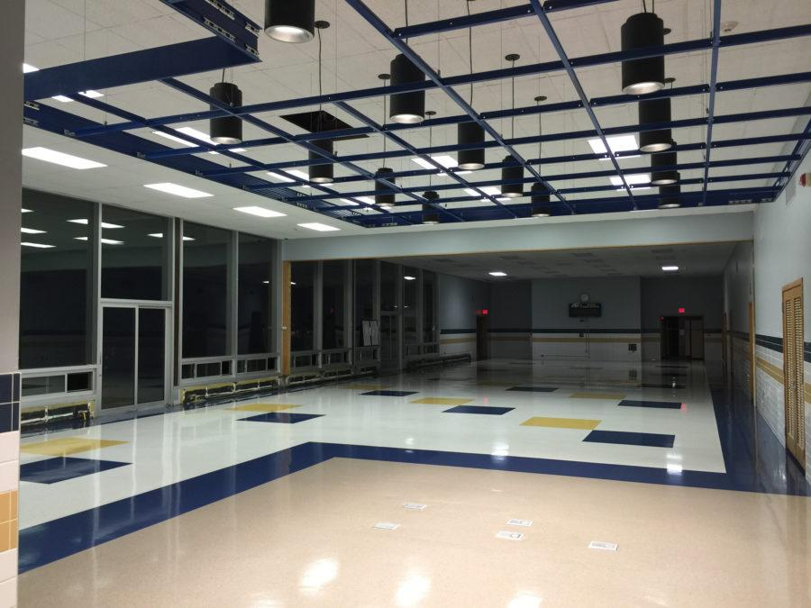 SNEAK PEEK: Renovations 2014 Improvements for 2016-17 Year