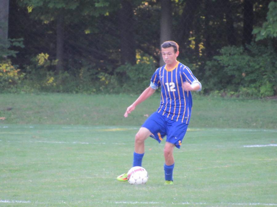 Boys Varsity Soccer Starts with Five Wins