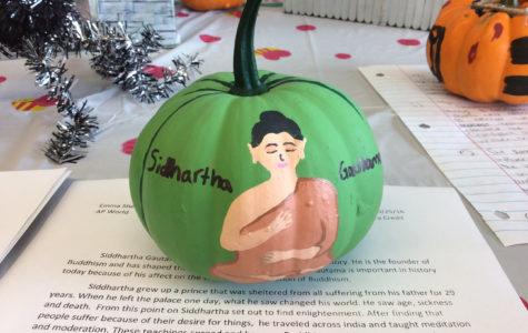 Pumpkin Painting Fun!
