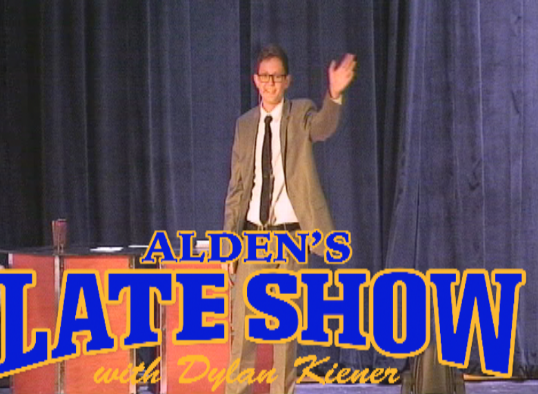 VIDEO%3A+Alden%27s+Late+Show+with+Dylan+Kiener