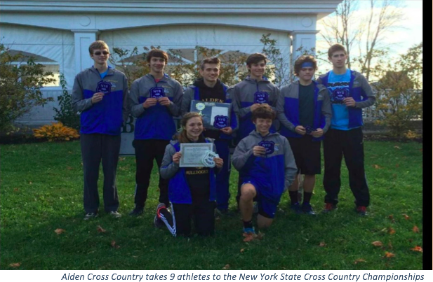 Alden Boys and Girls Cross Country Heading to States