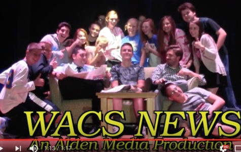 VIDEO: TV Parodies Become Opening Credits for WACS News
