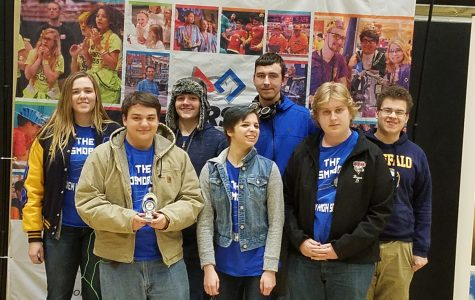 """Alden Robotics Team """"The CosmoBots"""" Compete in NYS Championships"""