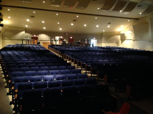 VISION 20/20: Auditorium Lighting Renovations