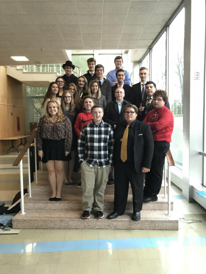 HS+Model+UN+Competes+at+Canisius