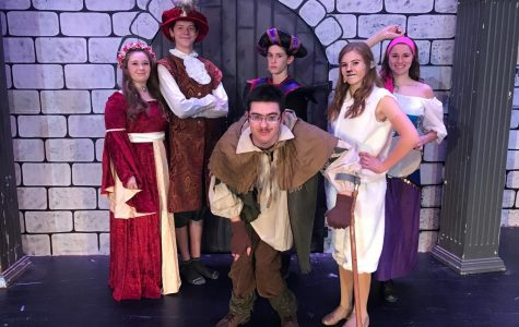 Alden High School Sets the Stage For 'The Hunchback of Notre Dame'