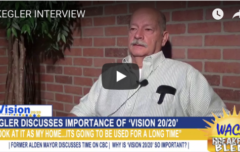 VISION 20/20: Former Mayor Kegler Talks About the Importance of Vision 20/20