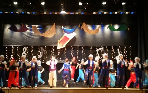 Disney'sAladdin, Jr.willBringMagic and Delight to the StageMarch 1-3