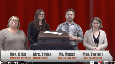 "ACS Administrators Parody Classic ""I Wish it Was Christmas Today"" SNL Skit"