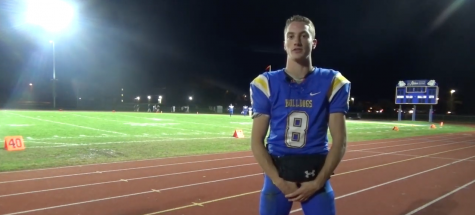Athlete of the Week: Zac O'shei
