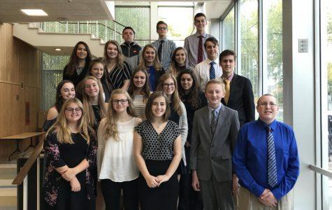 Alden HS Model UN Competes at Canisius College