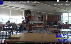 Teacher Appreciation: Mr. Domino