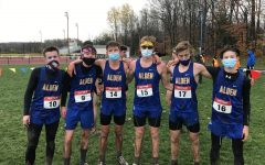 Alden Cross Country Dominates Division IV