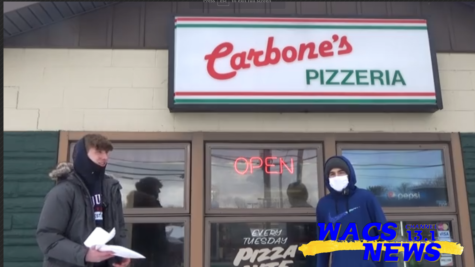 WACS News Pizza Reviews: Carbone