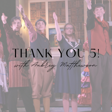 """""""Thank You 5"""" Podcast: Episode 2 Ft. Mason B. and Ava D."""