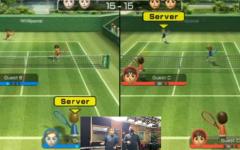 Carll vs. Casillo: Wii Tennis