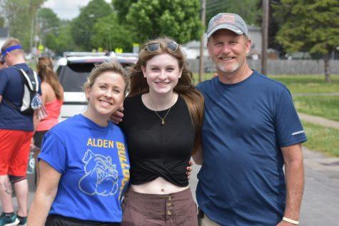 Gallery: Alden Joins Team Julie for the Kaelys Kindness Walkathon