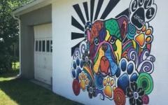 Art Murals Create a Positive Impact in Alden