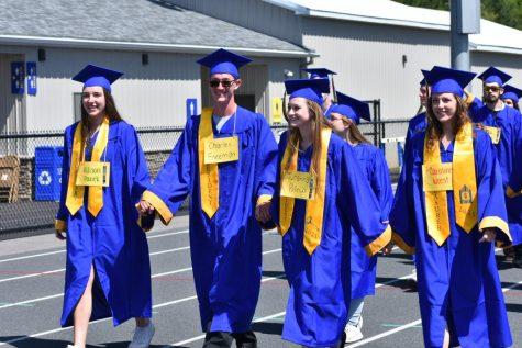 Gallery: Class of 2021 Parade of Graduates
