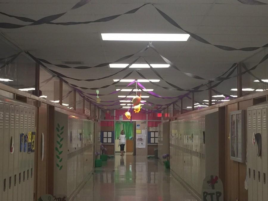 Hallway+Decorating