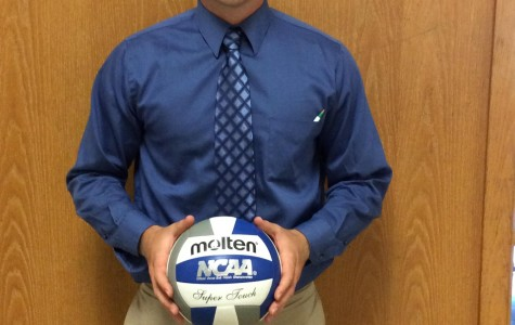 A New Face to Varsity Volleyball