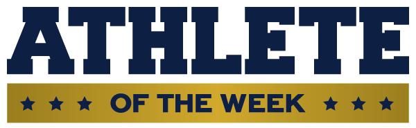 Athlete of the Week 9/19-9/23