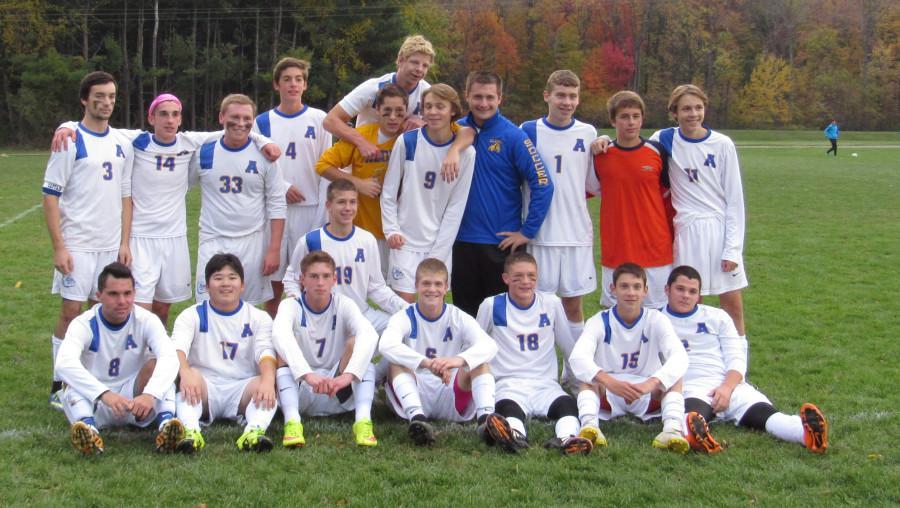 Varsity+Boys+Soccer+Wins+8-1