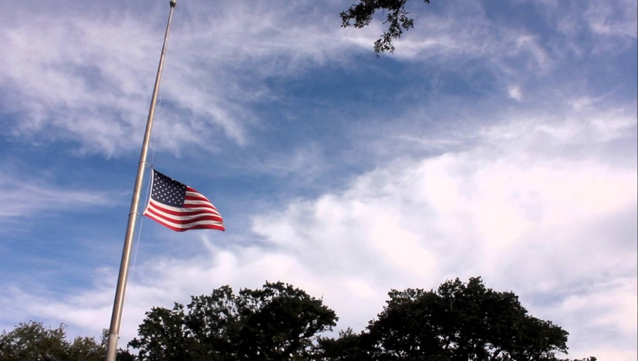 Why+is+the+Flag+at+Half-Staff%3F