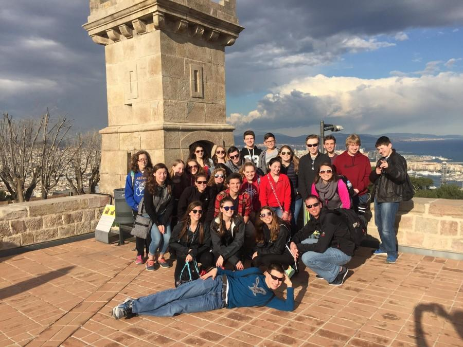 Alden+HS+Students+Take+Trip+to+Spain