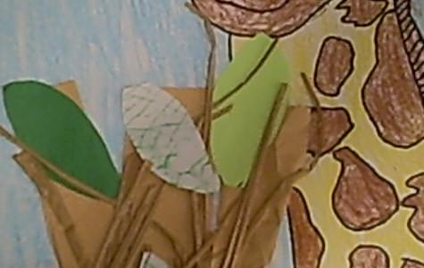 Alden 2nd Graders Rousseau-inspired Artworks