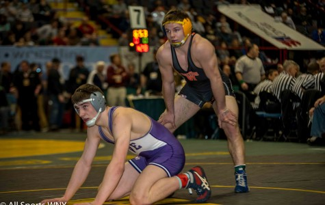 Lyle Grant Places 2nd in Wrestling States