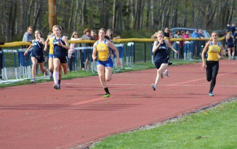 Alden Track Team Dominates Pembroke Invitational