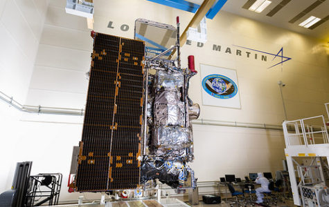 GOES-R  Prepares to Launch