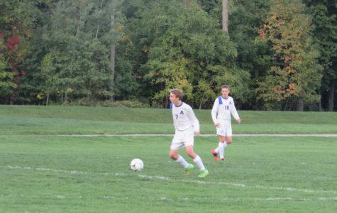 Boys Varsity Soccer Moves to a Record of 10-3