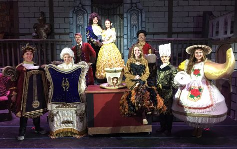 Alden High School Gears Up for Disney's Beauty and the Beast With a Preview Event