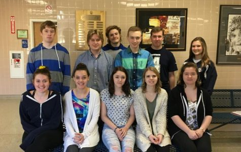 Alden High School Students of the Month: May 2017