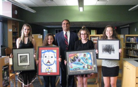 Superintendent's Permanent Art Collection 2017