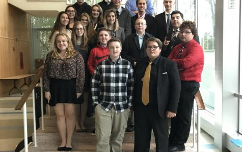 HS Model UN Competes at Canisius