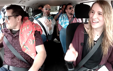 VIDEO: Carpool Karaoke with 'Turton'