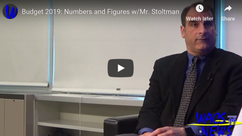 Budget 2019: Highlights with Mr. Stoltman