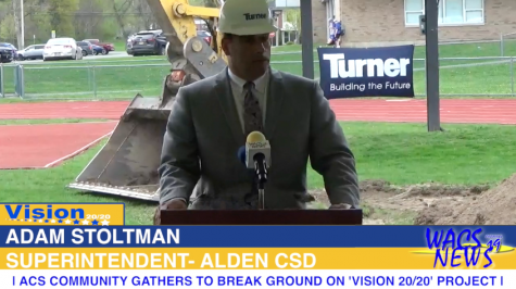 FULL VIDEO: Vision 20/20 Groundbreaking Ceremony