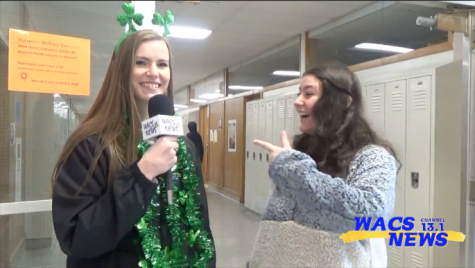 In the Halls: New Years Resolutions