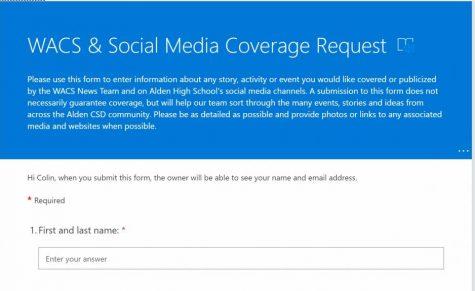 Make a Coverage Request