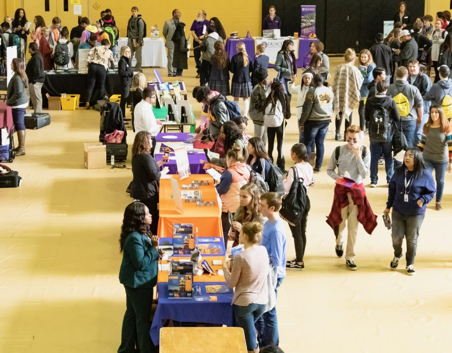 Annual College Fair Takes A Virtual Turn