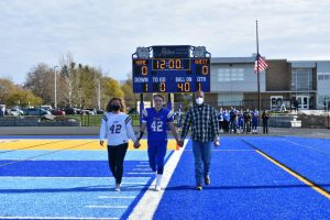 Gallery: Senior Night for Cheerleading and Football